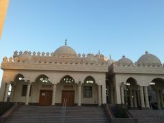 Мечеть Эль Мина в Хургаде