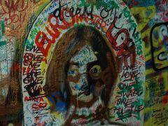 Стена Джона Ленона.