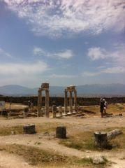 Развалины Эфеса