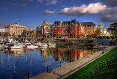Рассказ о городах Канады, Виктория, Британская Колумбия
