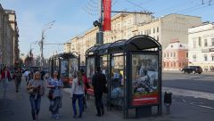 Садовое кольцо, метро Павелецкая, Павелецкая площадь, 1А, Москва 11.08.2018 г.JPG