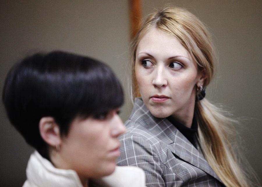 Дочь иркутской чиновницы Анна Шавенкова 2