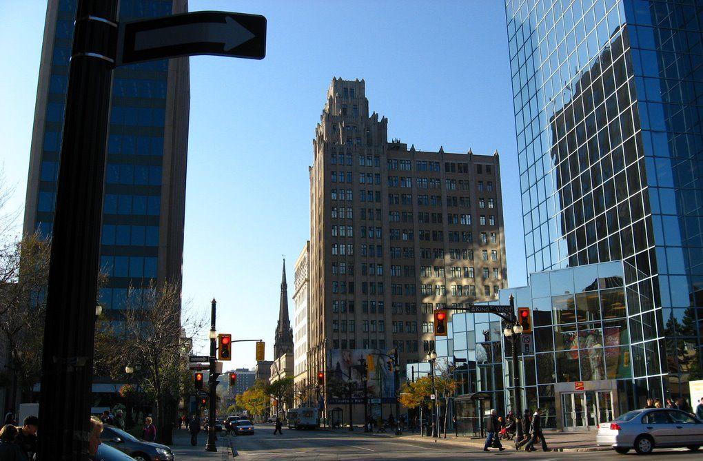 Росперсонал отзывы, Hamilton, ontario, Canada, James Street In Downtown