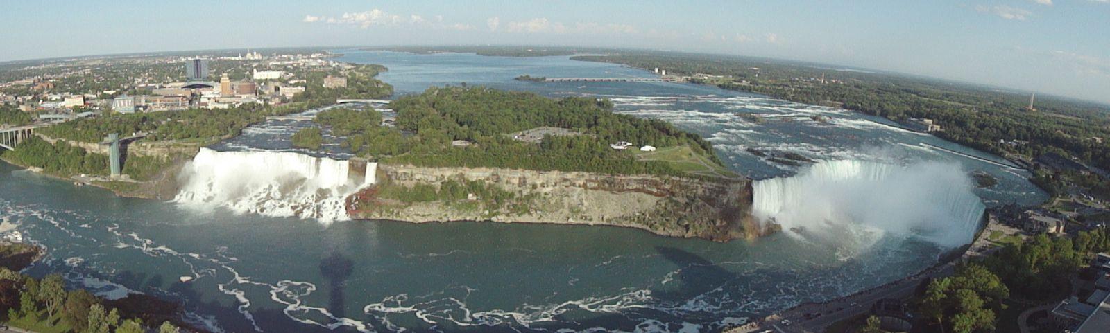 Росперсонал отзывы Канада, Онтарио, Niagara Falls 2