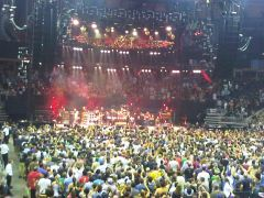 Росперсонал отзывы, London, Ontario, Canada, концерт рок группы Pearl Jam в Budweiser Gardens