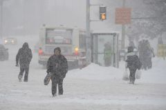 Росперсонал отзывы, London, Ontario, Canada, зима