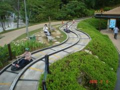 Luge Ride