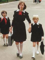 Школьная форма 1970 х
