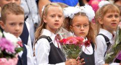 1 сентября школьники и школьницы 'праздника не будет'