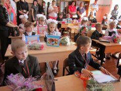 1 сентября, дошкольники и дошкольницы, форма и цветы 26