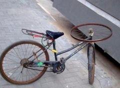 Вот куда пошло второе колесо!