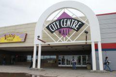thompson City Centre Mall