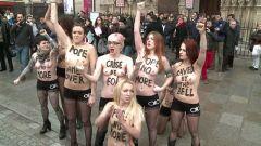 Femen Notre Dame trial postponed To July