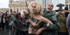 La chef De file Des Femen En France s'en prend à l'islam