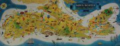 Рассказ о городах Канады, провинция Nova Scotia
