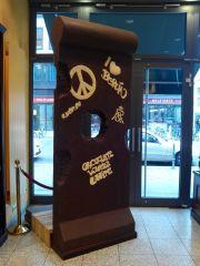 Шоколадная Берлинская стена