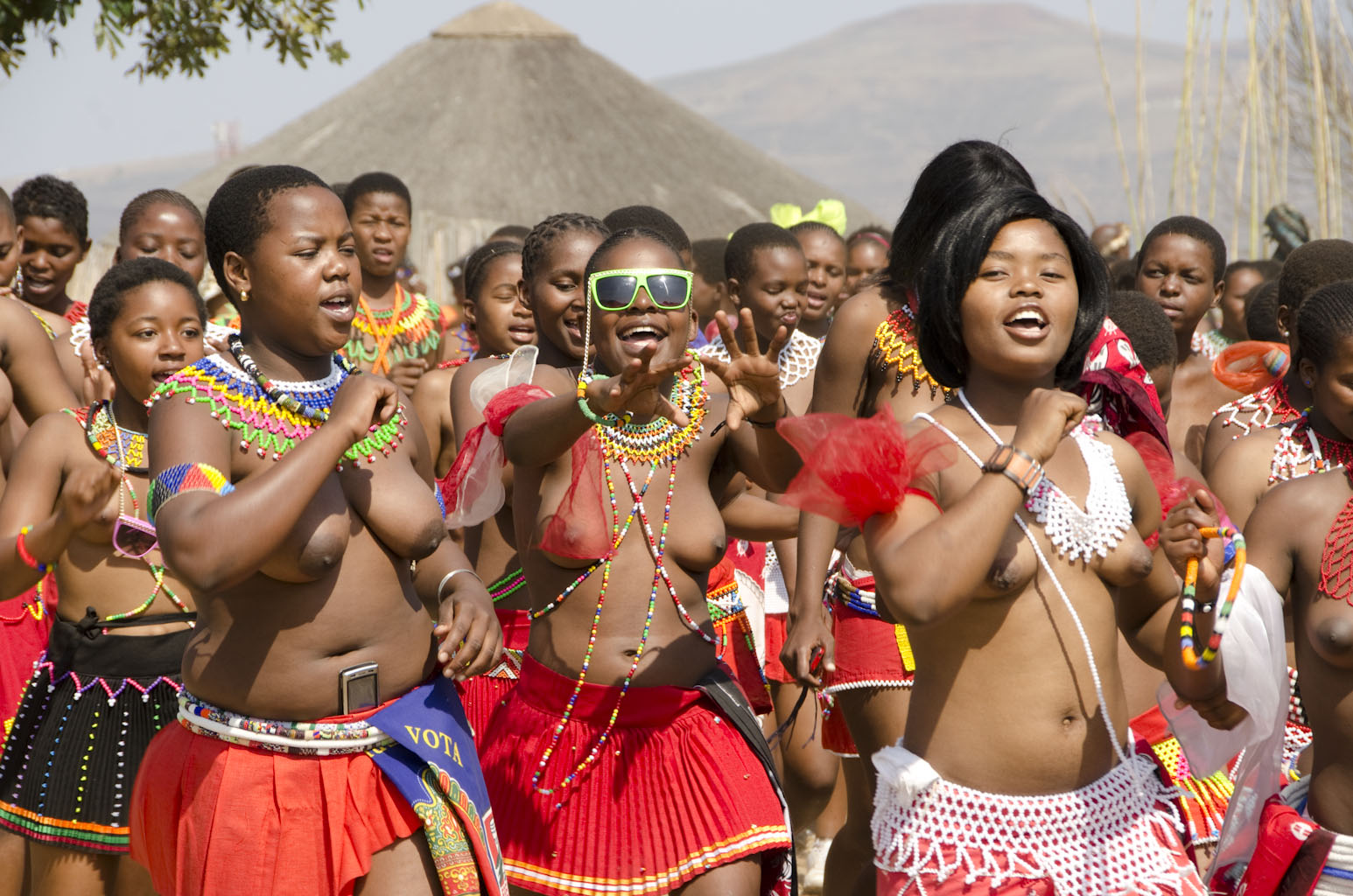 African women dancing nakedtures