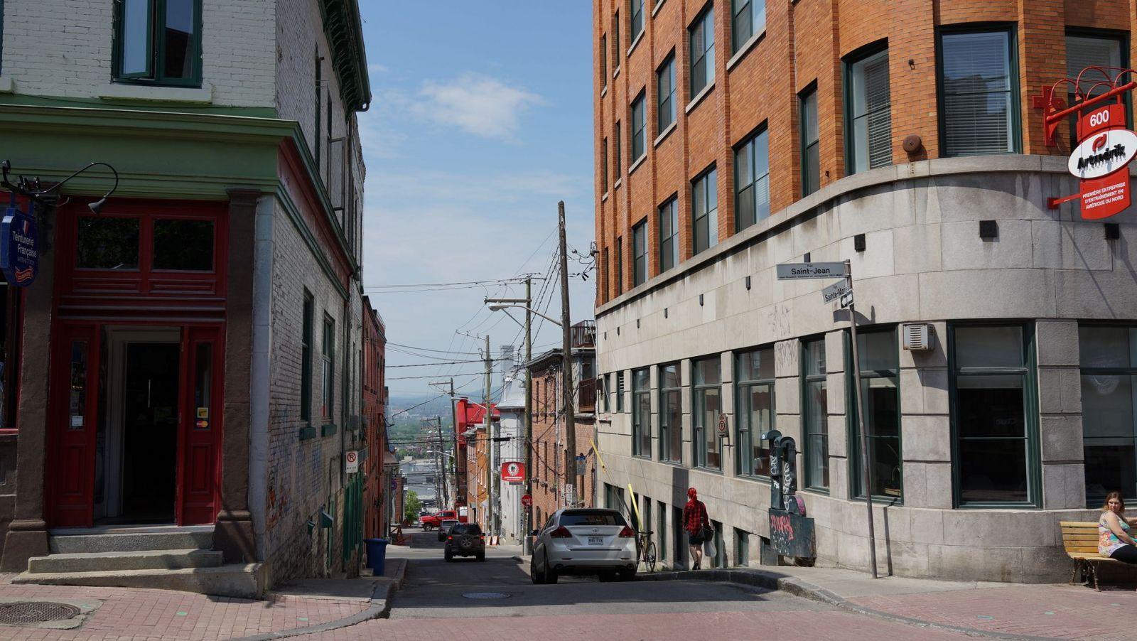 Росперсонал отзывы Квебек, Канада, рассказ о городах, Ville De Quebec 87