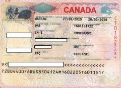 Иммиграция в Канаду по FSWP