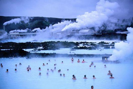 Geizery Islandii Гейзеры Исландии 4