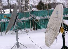 Спутниковое пиратство по Русски