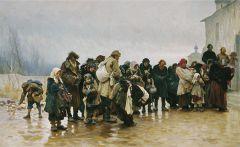Из фотоконкурса 'Россия, нищая Россия' Нищенство — богоугодное дело, 1891.