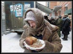 Из фотоконкурса 'Россия, нищая Россия' забытые ветераны