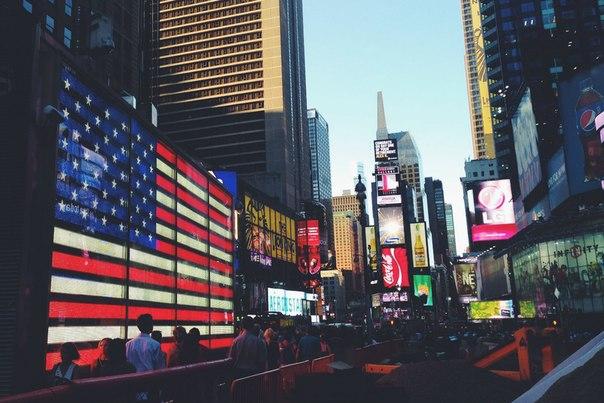 Broadway, Нью-Йорк, США