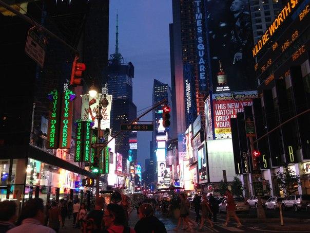 47 St, Нью-Йорк, США
