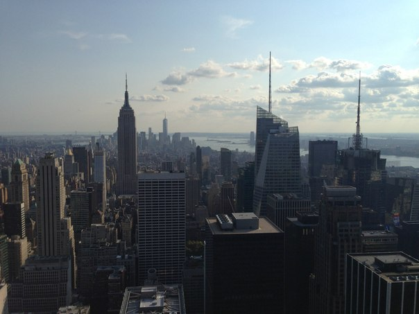 Rockefeller Plaza, Нью-Йорк, США