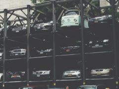 машины в нью йорке