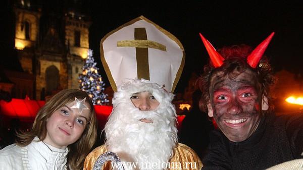 Праздник святого Микулаша