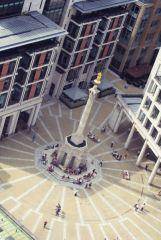 Л. Вид с собора Св Павла