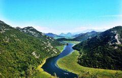 Ч. Скадарское озеро