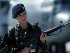 индонезийский офицер
