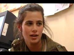 Женский пехотный батальон Израеля