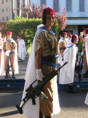 Женский военный гарнизон
