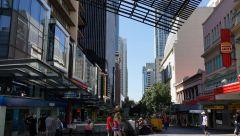 Росперсонал отзывы Брисбен, QLD, Австралия   Queen Street Mall 2