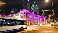 Росперсонал отзывы Брисбен, QLD, Австралия   CBD By night 2