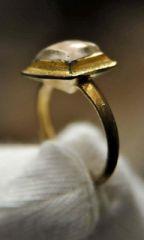 перстень из захоронения богатого англичанина