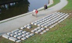 Памятник клаве (клавиатуре)