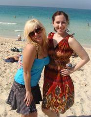 Мы на дубайском пляже