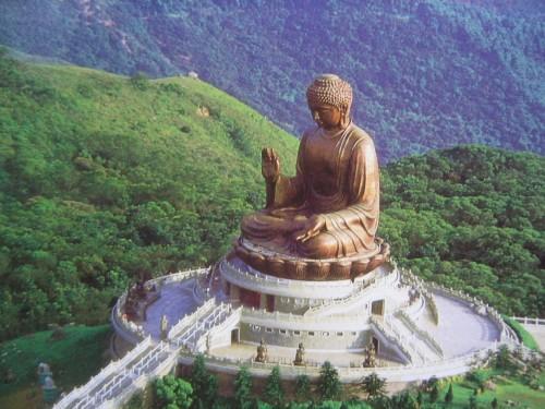 Статуя Будды Лантау