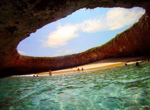 Мексика острова Marieta