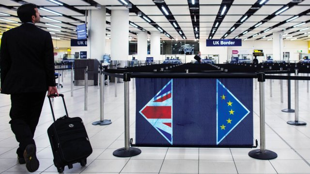 Brexit and Immigratin to theUK