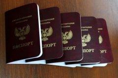 Паспорт Донецкой Народной Республики