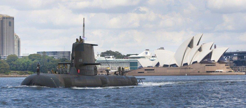Collins class submarines