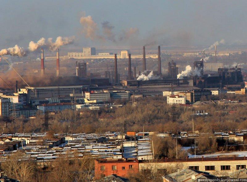 7 российских городов, из которых лучше уехать немедленно Новокузнецк