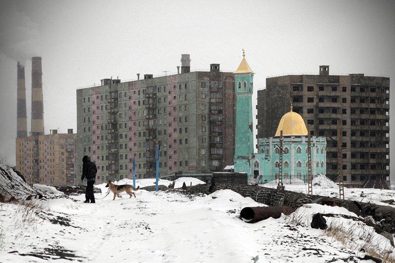 7 российских городов, из которых лучше уехать немедленно Норильск