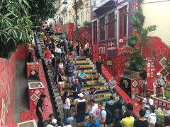 Знаменитая лестница Селарона